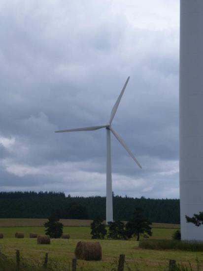 Les éolienes