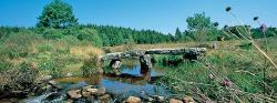 Pont chabannes plateau millevaches 1